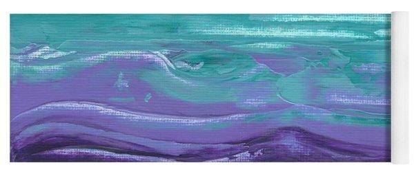 Purple Majesty  Yoga Mat
