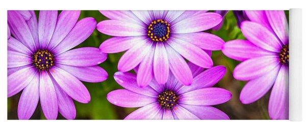 Purple Pals Yoga Mat