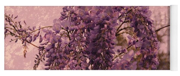 Purple Pleasures Yoga Mat
