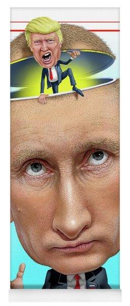 Putin 2016 Yoga Mat