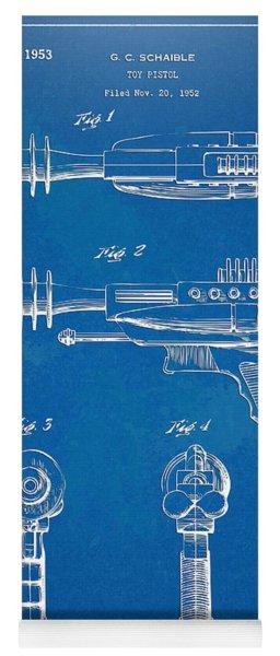 Pyrotomic Disintegrator Pistol Patent Yoga Mat