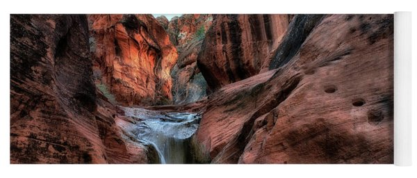 Quail Creek Waterfall Yoga Mat