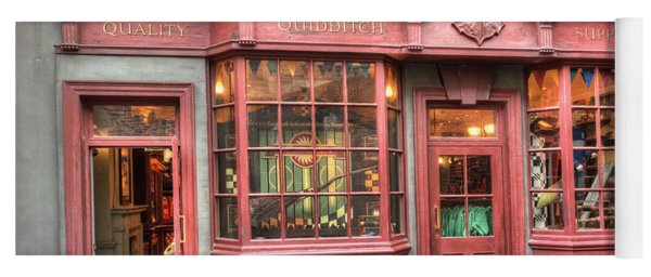 Quality Quidditch Supplies Yoga Mat