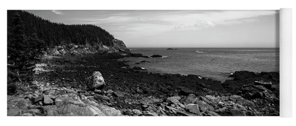 Quoddy Head State Park Yoga Mat