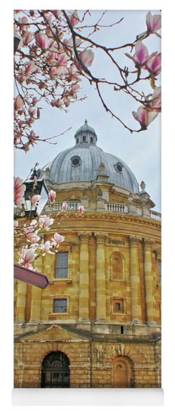 Radcliffe Camera Bodleian Library Oxford  Yoga Mat