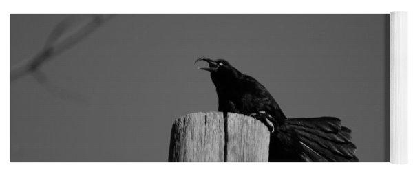 Raging Crow Yoga Mat