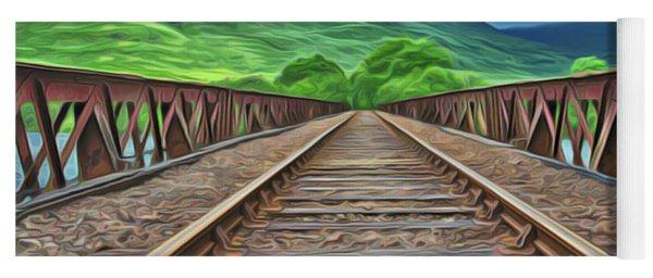 Railway Yoga Mat