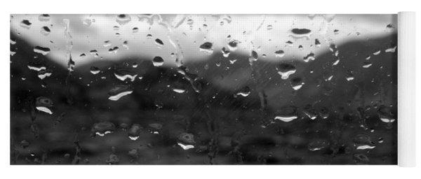 Rain And Wind Yoga Mat