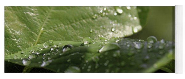 Rain Yoga Mat