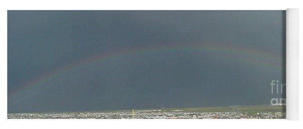 Rainbow Yoga Mat
