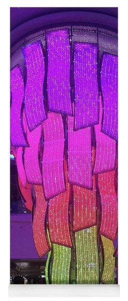 Rainbow Light Yoga Mat