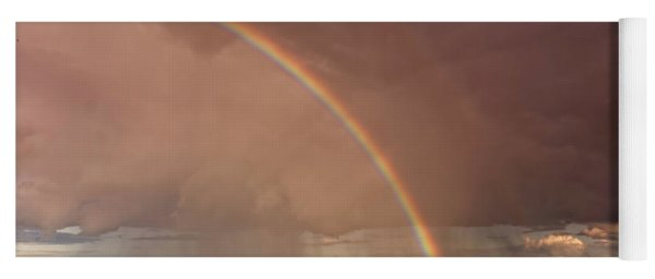 Rainbows Yoga Mat