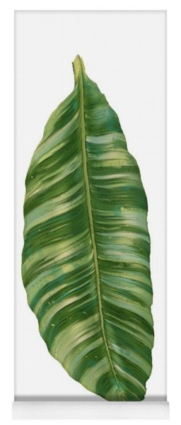 Rainforest Resort - Tropical Banana Leaf  Yoga Mat