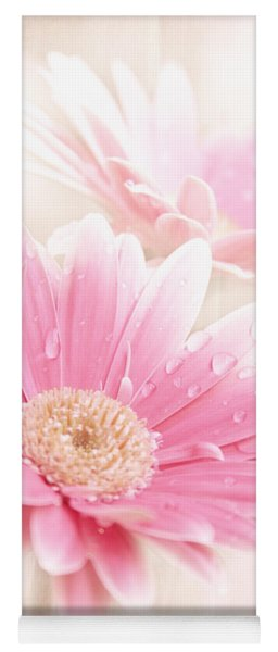 Raining Petals Yoga Mat
