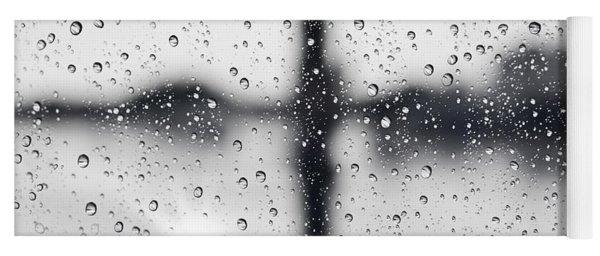 Rainy Day Yoga Mat