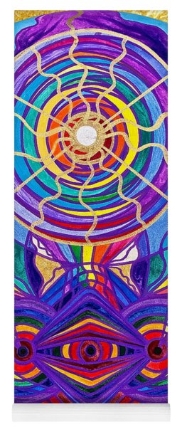 Raise Your Vibration Yoga Mat