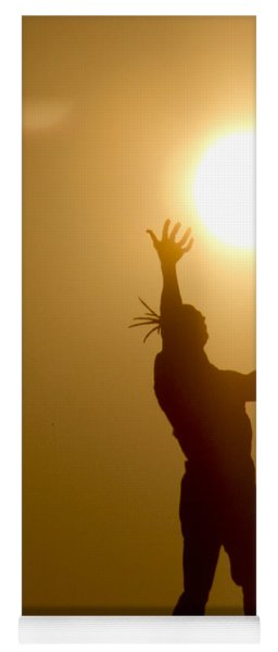 Raising The Sun Yoga Mat