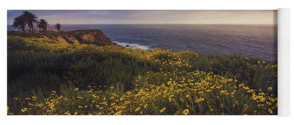 Rancho Palos Verdes Super Bloom Yoga Mat