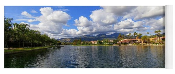 Rancho Santa Margarita Lake Yoga Mat