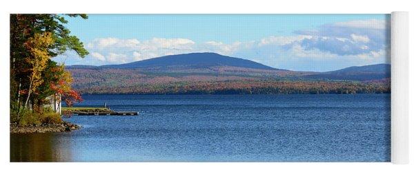 Rangeley Lake Yoga Mat