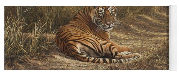Ranthambore Roadblock Yoga Mat