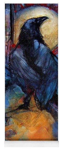 Raven Blue Yoga Mat