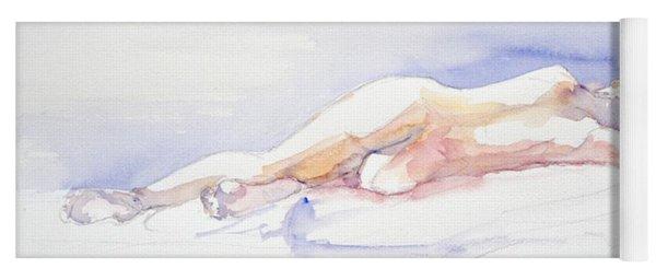 Reclining Figure  Yoga Mat