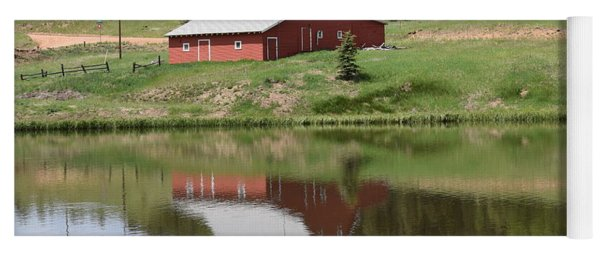 Red Barn Burgess Res Divide Co Yoga Mat