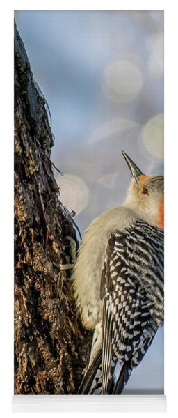 Red-bellied Woodpecker Yoga Mat