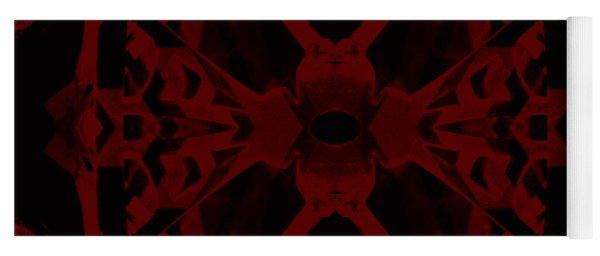 Red Dwarf Yoga Mat