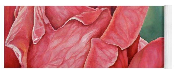 Red Rose 93 Yoga Mat