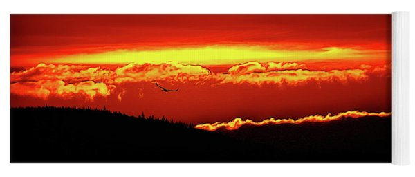 Red Sky Yoga Mat