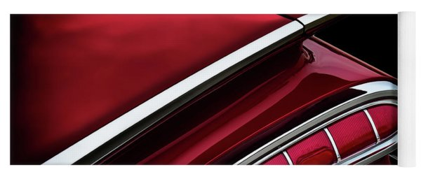 Red Tail Impala Vintage '59 Yoga Mat