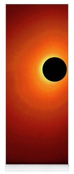 Red Totality Yoga Mat
