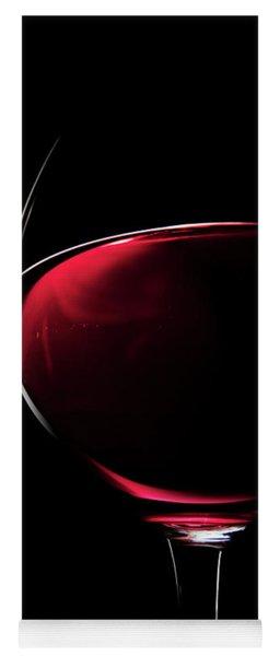 Red Wine Yoga Mat