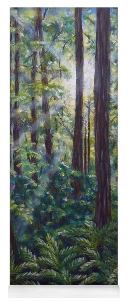 Redwoods Yoga Mat