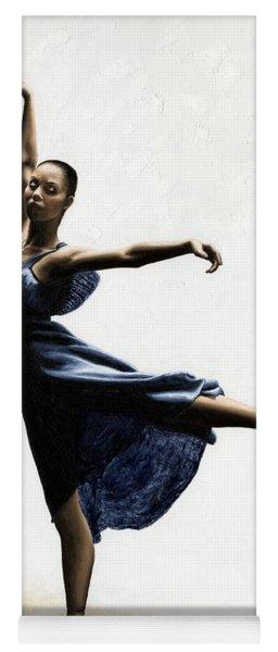Refined Grace Yoga Mat