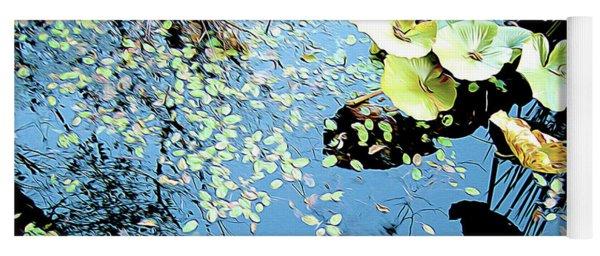 Reflecting Pond Yoga Mat