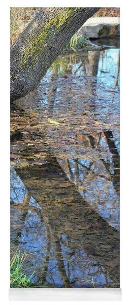 Reflections I Yoga Mat