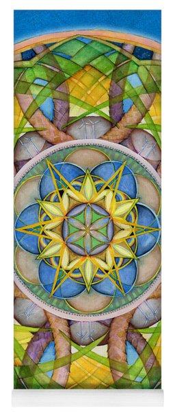 Rejuvenation Mandala Yoga Mat