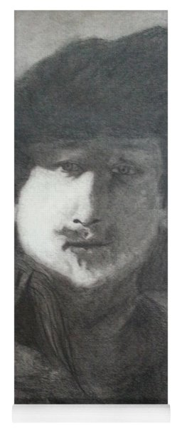Rembrandt Yoga Mat