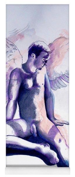 Resting Angel Yoga Mat