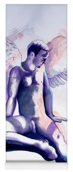 Resting Angel Yoga Mat