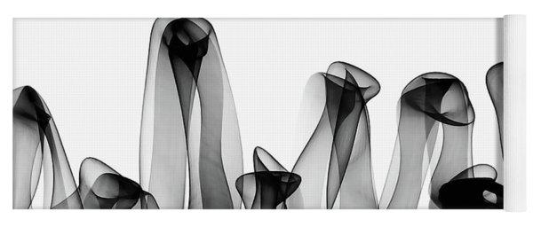 Yoga Mat featuring the digital art Rhybn by Susan Maxwell Schmidt