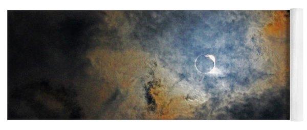 Ring Around The Moon Yoga Mat