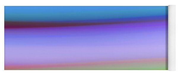 Rings Of Neptune Yoga Mat