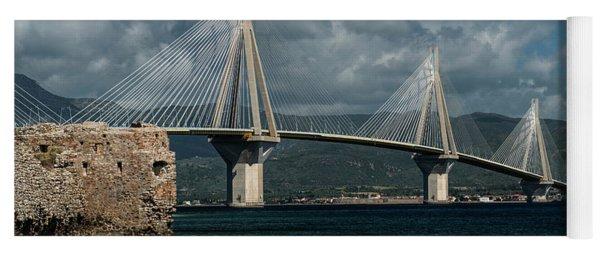 Rio-andirio Hanging Bridge Yoga Mat