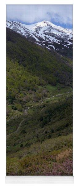 Rio Hijar Valley - Cantabria Yoga Mat