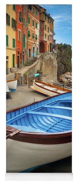 Rio Maggiore Boat Yoga Mat