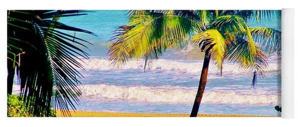 Rio Mar Hotel View Yoga Mat